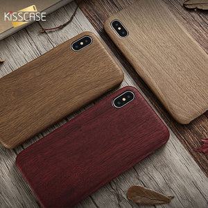 Luxury Wood Cases For iPhone