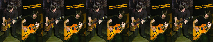 GEORGE THOROGOOD AND THE DESTROYERS <br><I>GEORGE THOROGOOD AND THE DESTROYERS</i>