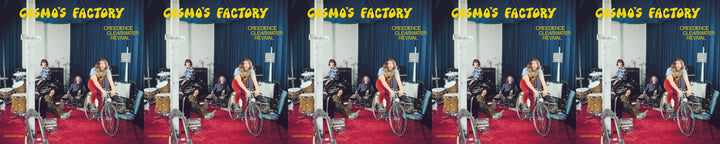 Creedence Clearwater Revival <br><i>COSMO'S FACTORY</i>