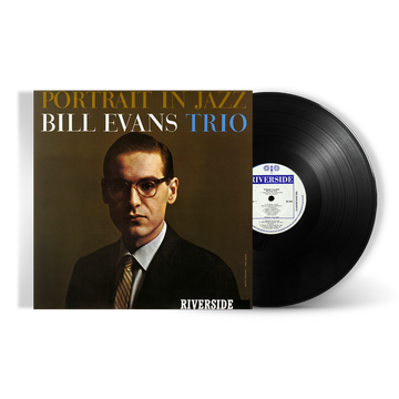 Bill Evans Trio - Portrait In Jazz (LP)