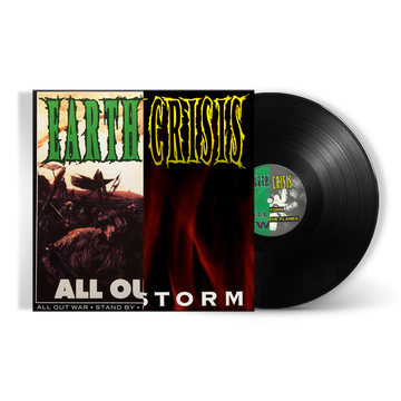 Earth Crisis - All Out War / Firestorm (LP)