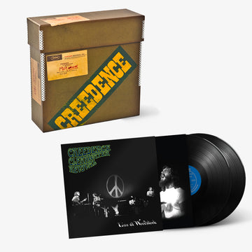 Creedence Clearwater Revival - 1969 Box + Live at Woodstock (Box Set + Vinyl Bundle)