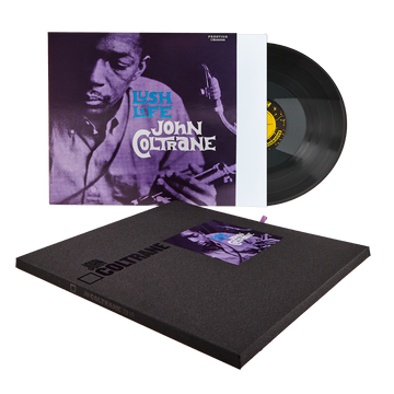 John Coltrane - Lush Life (Small Batch, One-Step Pressing)
