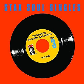 The Complete Stax/Volt Soul Singles, Vol. 3: 1972-1975 (10 CD Box-Set)