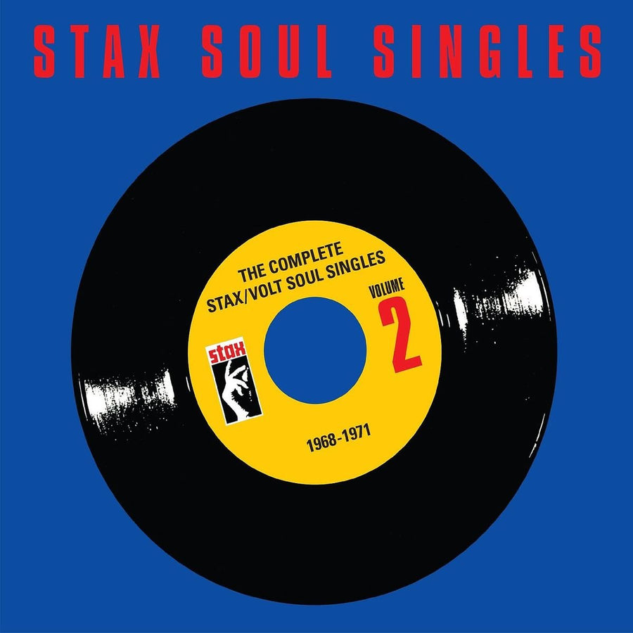 The Complete Stax/Volt Soul Singles, Vol. 2: 1968-1971 (9 CD Box Set)