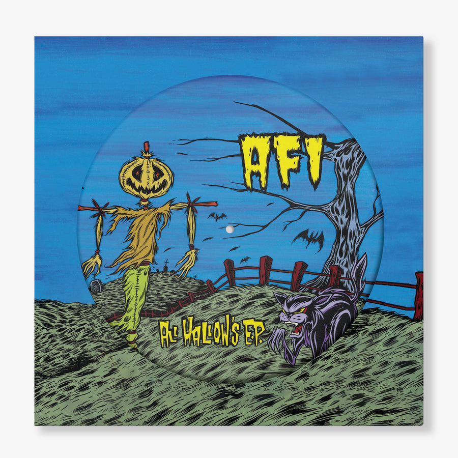 AFI - All Hallows E.P. (10
