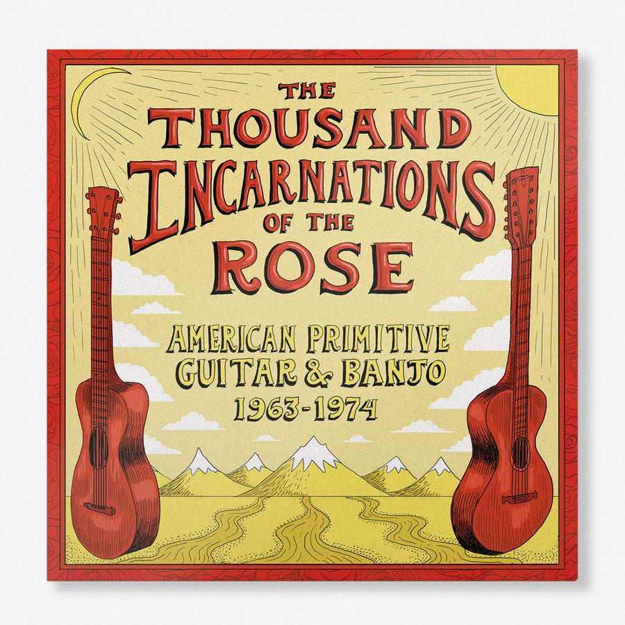 Various - The Thousand Incarnations of the Rose (2-LP Vinyl)