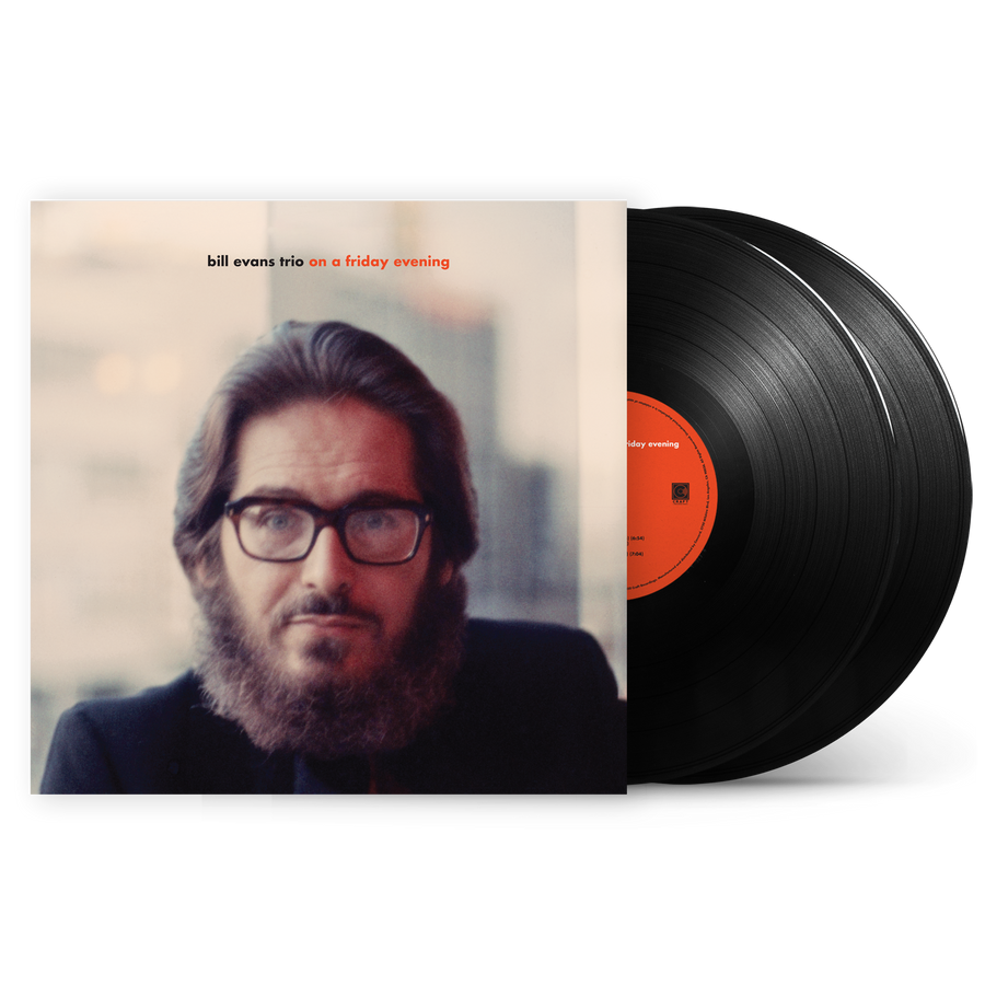 Bill Evans - On A Friday Evening: Shirt Bundle (2-LP + Shirt)
