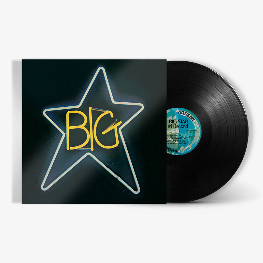 Big Star - #1 Record (180g LP) + T-Shirt Bundle