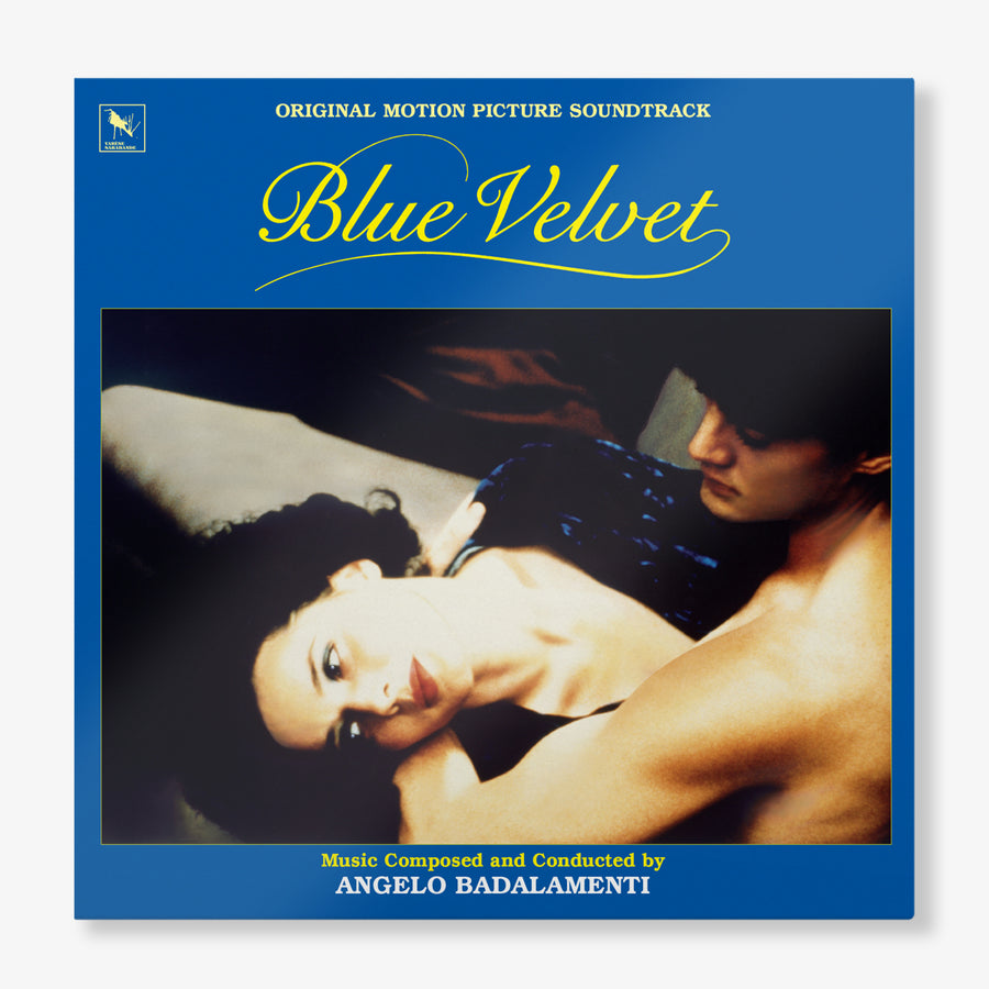 Angelo Badalamenti - Blue Velvet (Original Motion Picture Soundtrack - LP)