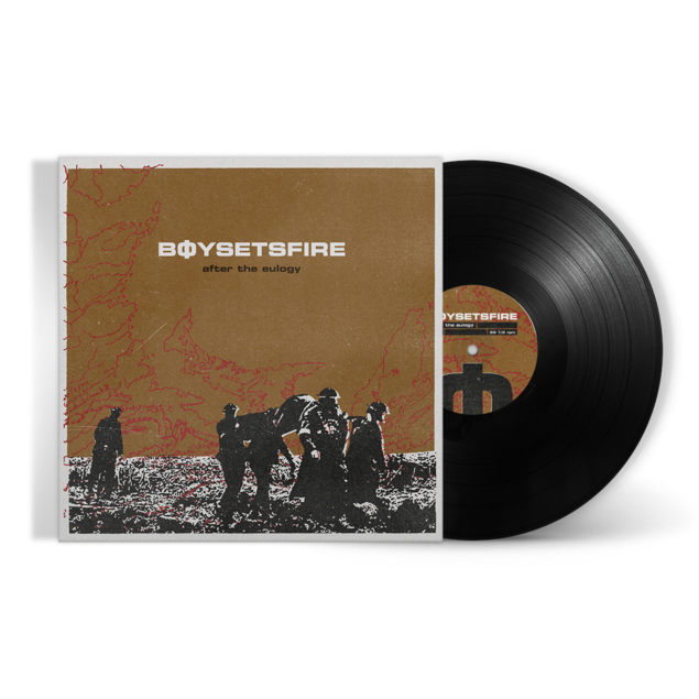 BoySetsFire - After the Eulogy & Tomorrow Come Today Vinyl Bundle