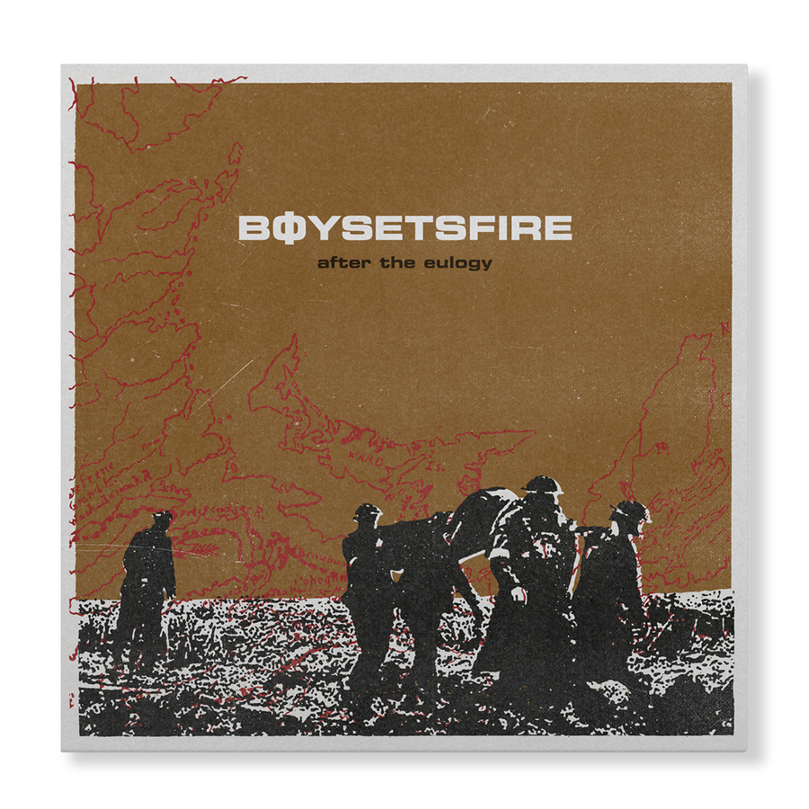 BoySetsFire - After the Eulogy (LP)