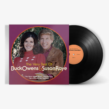 Buck Owens & Susan Raye - The Very Best of Buck Owens & Susan Raye (LP)