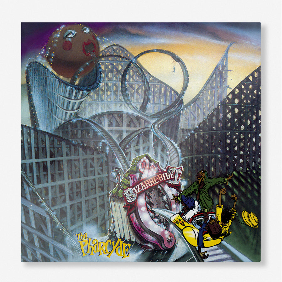 The Pharcyde - Bizarre Ride II The Pharcyde (2-LP Vinyl)