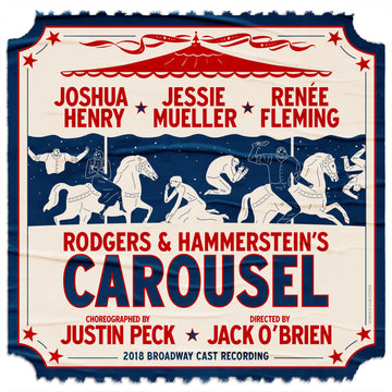 Rodgers & Hammerstein's Carousel - 2018 Broadway Cast Recording (CD)