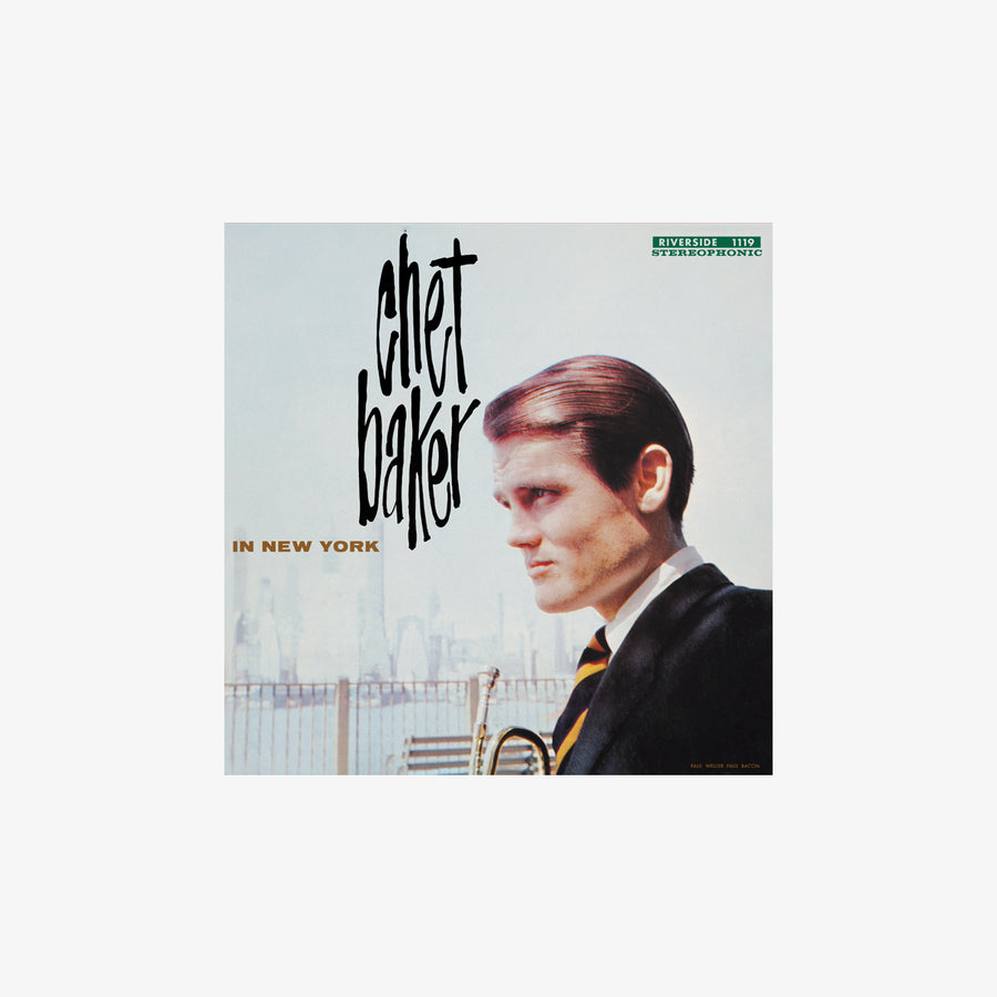 Chet Baker - Chet Baker In New York (180g LP)