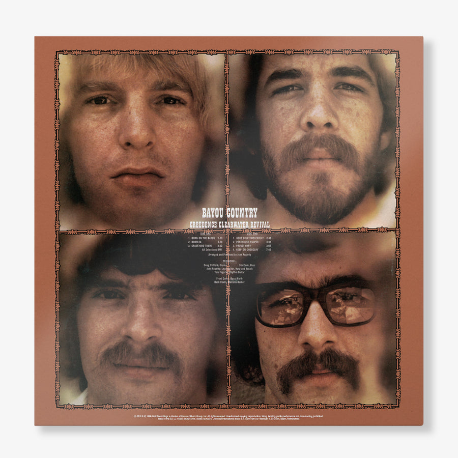 Creedence Clearwater Revival - The Studio Albums Collection (Half-Speed Masters 7-LP Box Set)