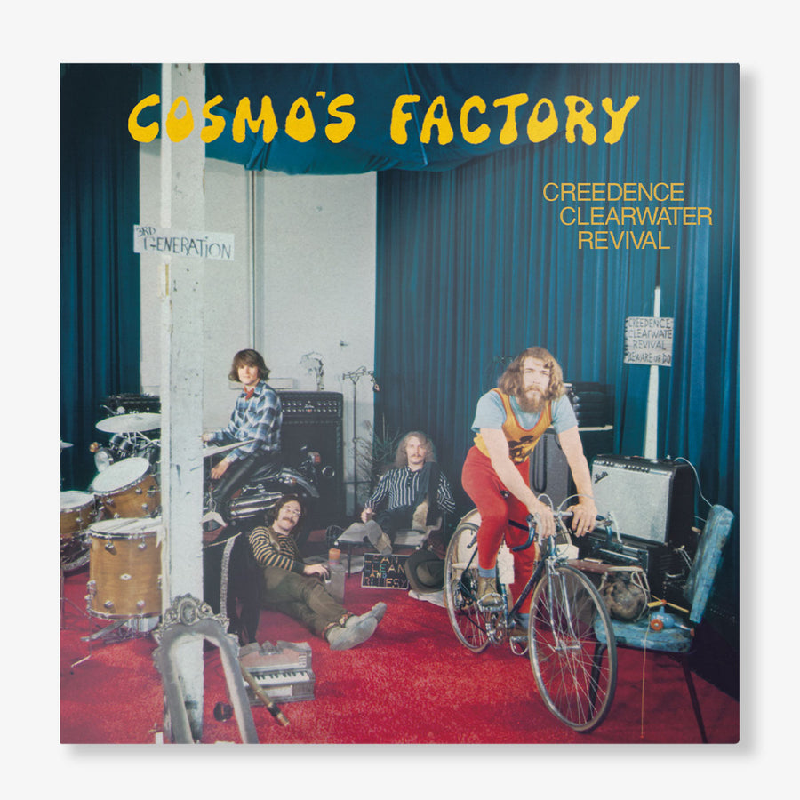 Creedence Clearwater Revival - Cosmo's Factory (Half-Speed Master 180g LP) [PRE-ORDER]