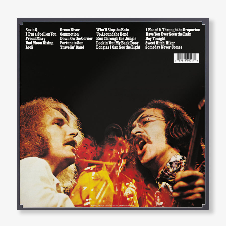 Creedence Clearwater Revival - Chronicle: 20 Greatest Hits (2-LP)