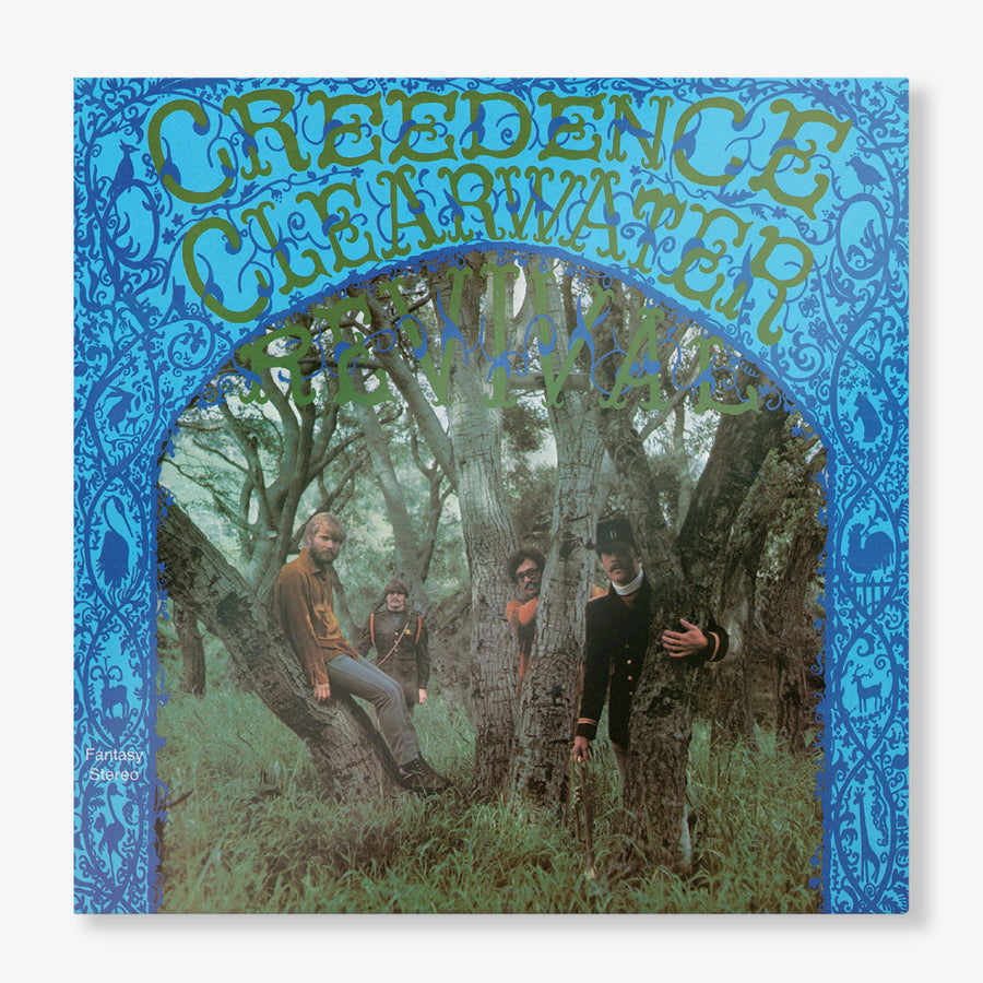 Creedence Clearwater Revival - Creedence Clearwater Revival (Half-Speed Master LP)