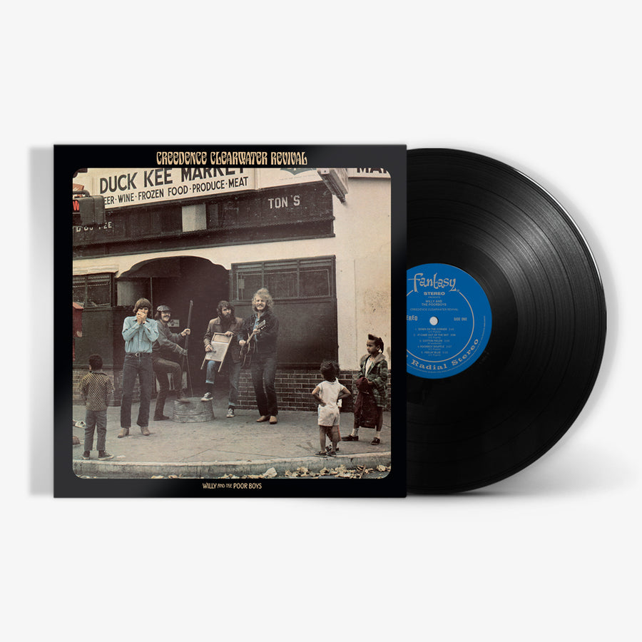 Creedence Clearwater Revival - Green River & Willy and the Poor Boys (Half-Speed Master LP Bundle)