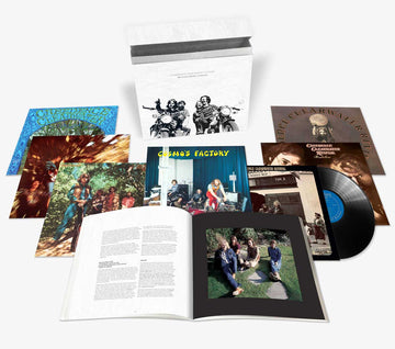 Creedence Clearwater Revival - The Studio Albums Collection (Half-Speed Masters 7-LP Box Set) [PRE-ORDER]