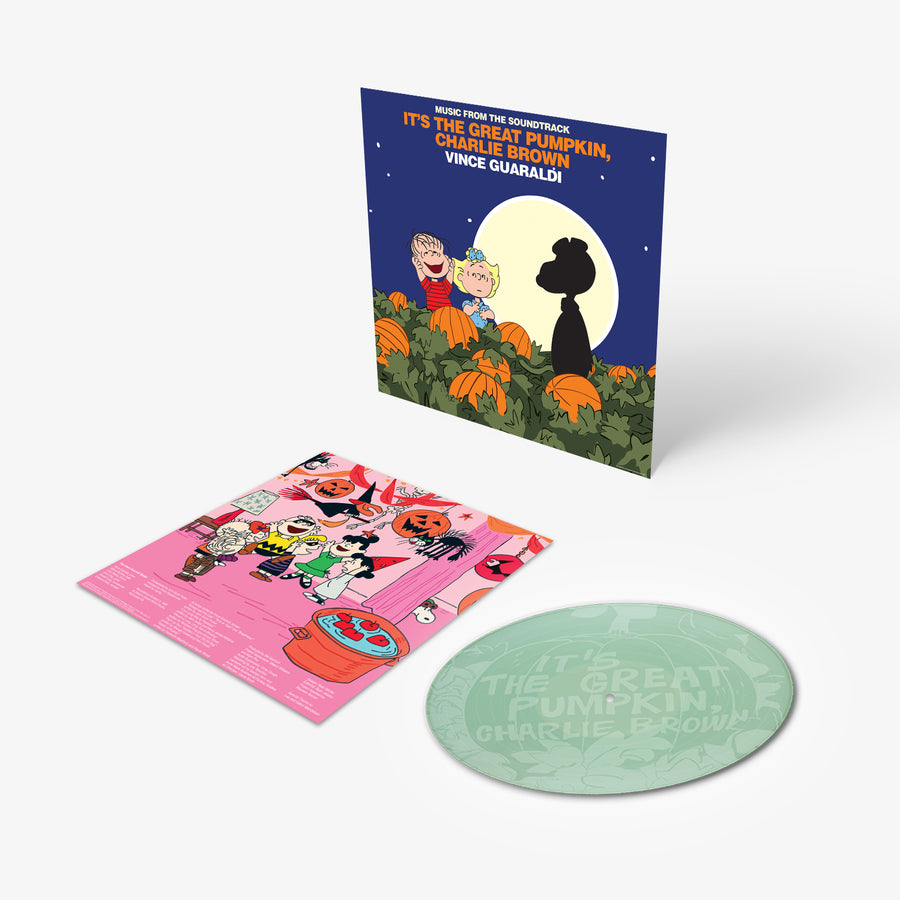 Vince Guaraldi - It's The Great Pumpkin, Charlie Brown (Glow In The Dark LP)