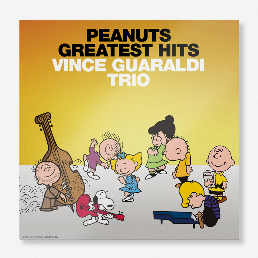 Vince Guaraldi Trio Peanuts Greatest Hits Lp Craft