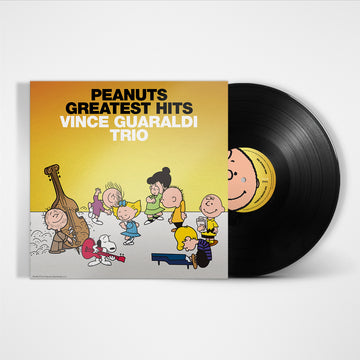 Vince Guaraldi Trio - Peanuts Greatest Hits (LP)