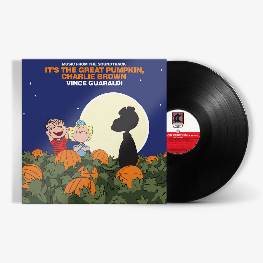 Vince Guaraldi - It's The Great Pumpkin, Charlie Brown (LP)