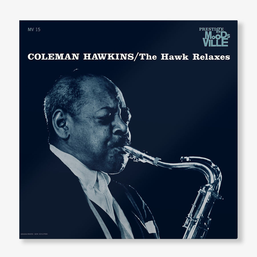 Coleman Hawkins - The Hawk Relaxes (LP)