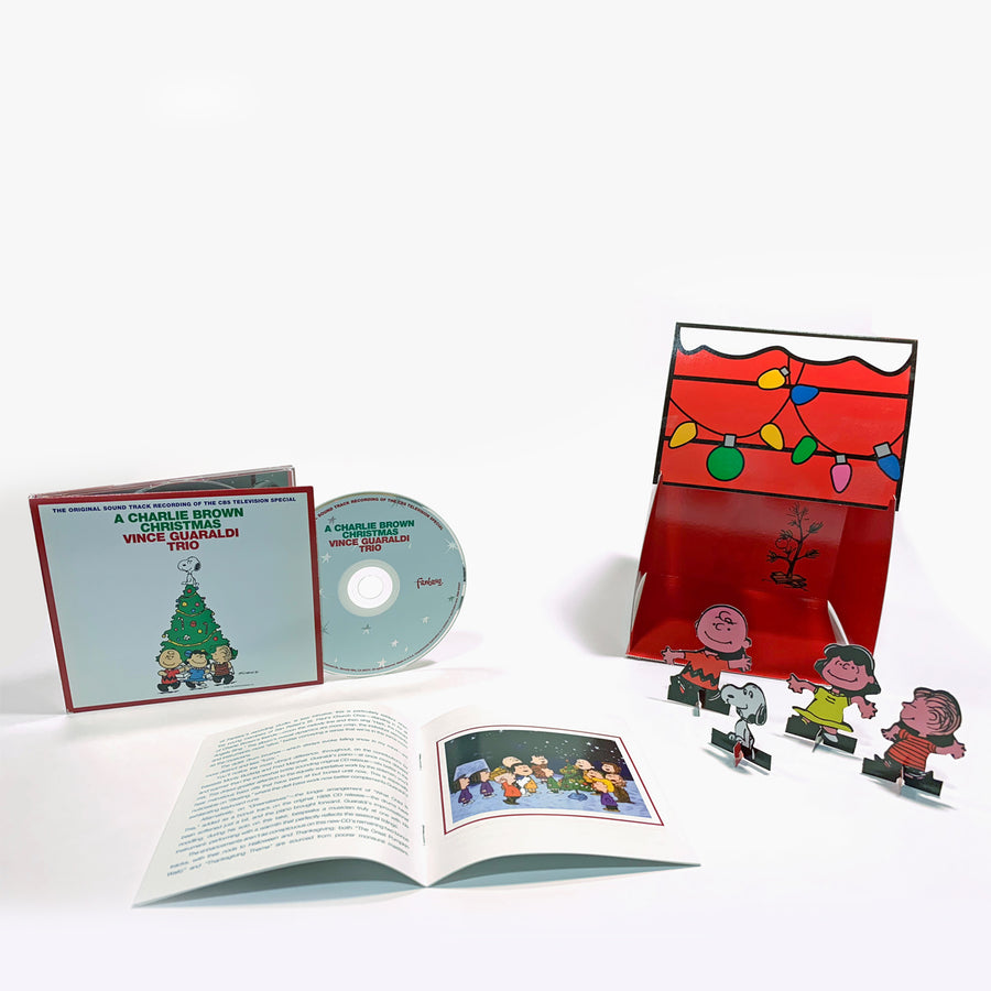 Vince Guaraldi - A Charlie Brown Christmas (Snoopy Doghouse Edition CD)