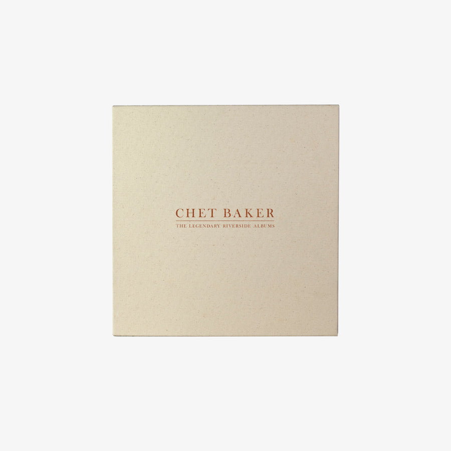 Chet Baker - The Legendary Riverside Albums (180 Gram 5-LP)
