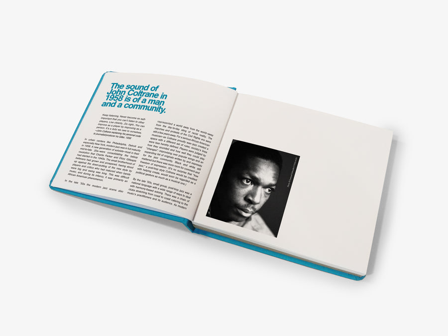 John Coltrane - Coltrane '58: The Prestige Recordings (5-CD Box Set) with Exclusive Prestige Records T-Shirt
