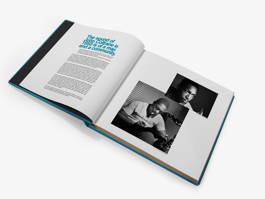 John Coltrane - Coltrane '58: The Prestige Recordings (8-LP Box Set) with Exclusive Prestige Records T-Shirt