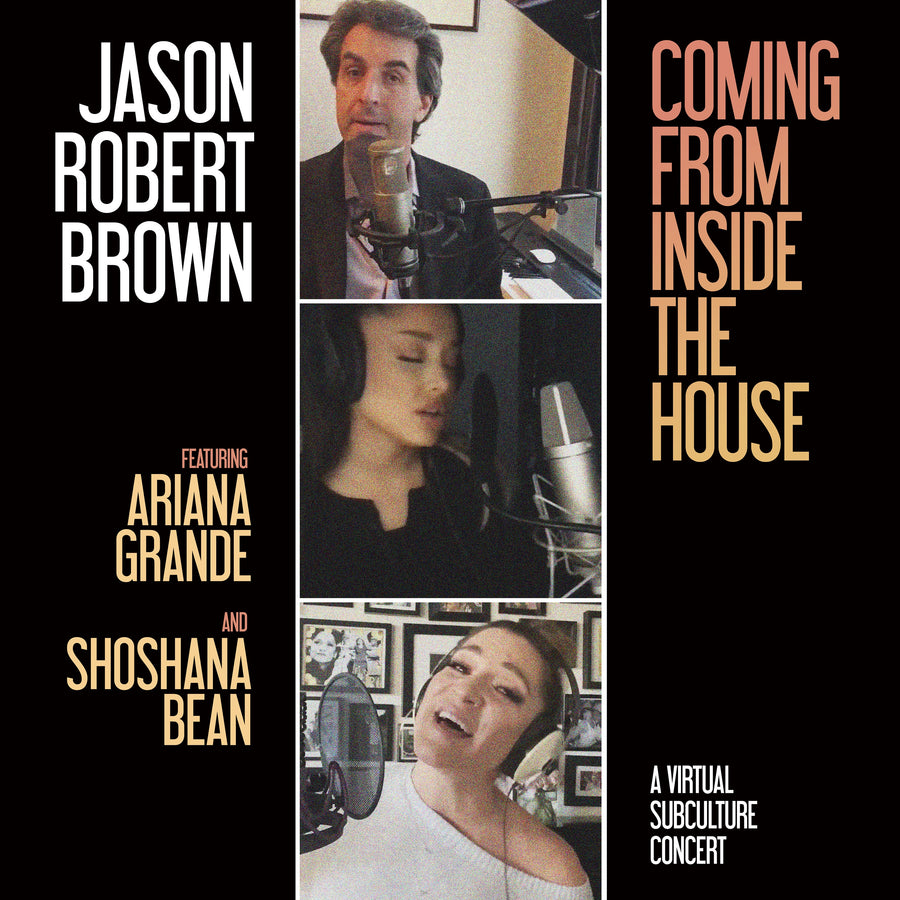 Jason Robert Brown - Coming From Inside The House (LP)