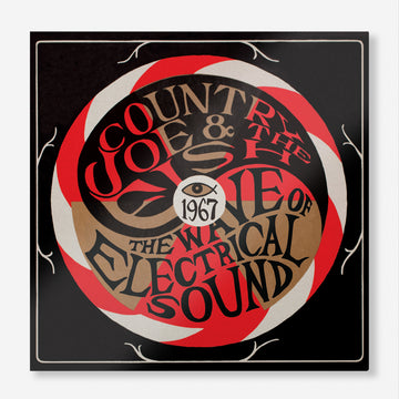 Country Joe & The Fish - The Wave of Electric Sound (180-Gram Vinyl Deluxe Box Set)
