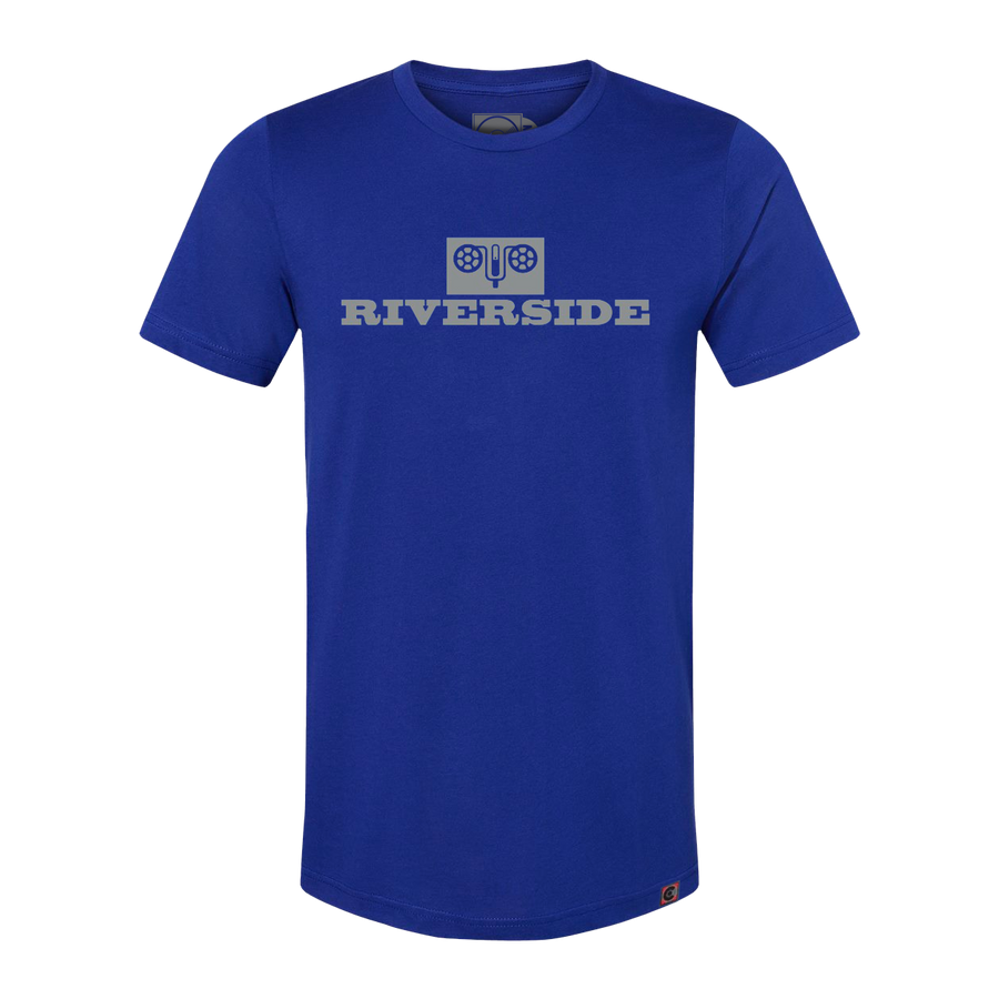 Riverside Records Blue T-Shirt