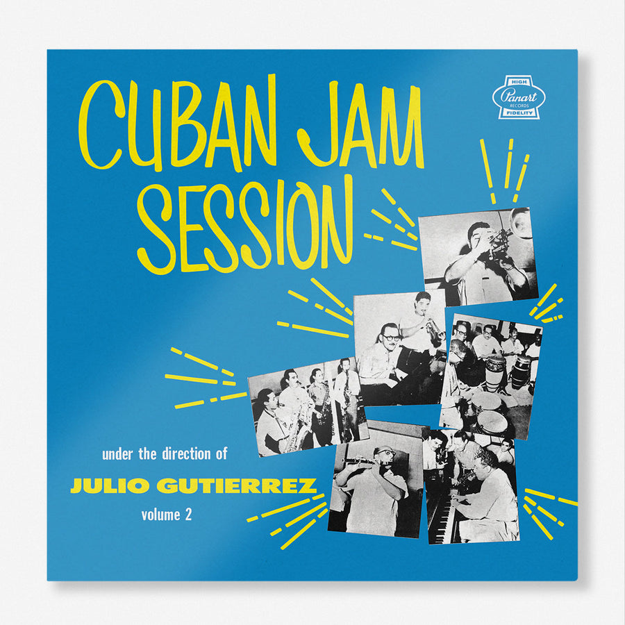 The Complete Cuban Jam Sessions (5-LP Box Set)