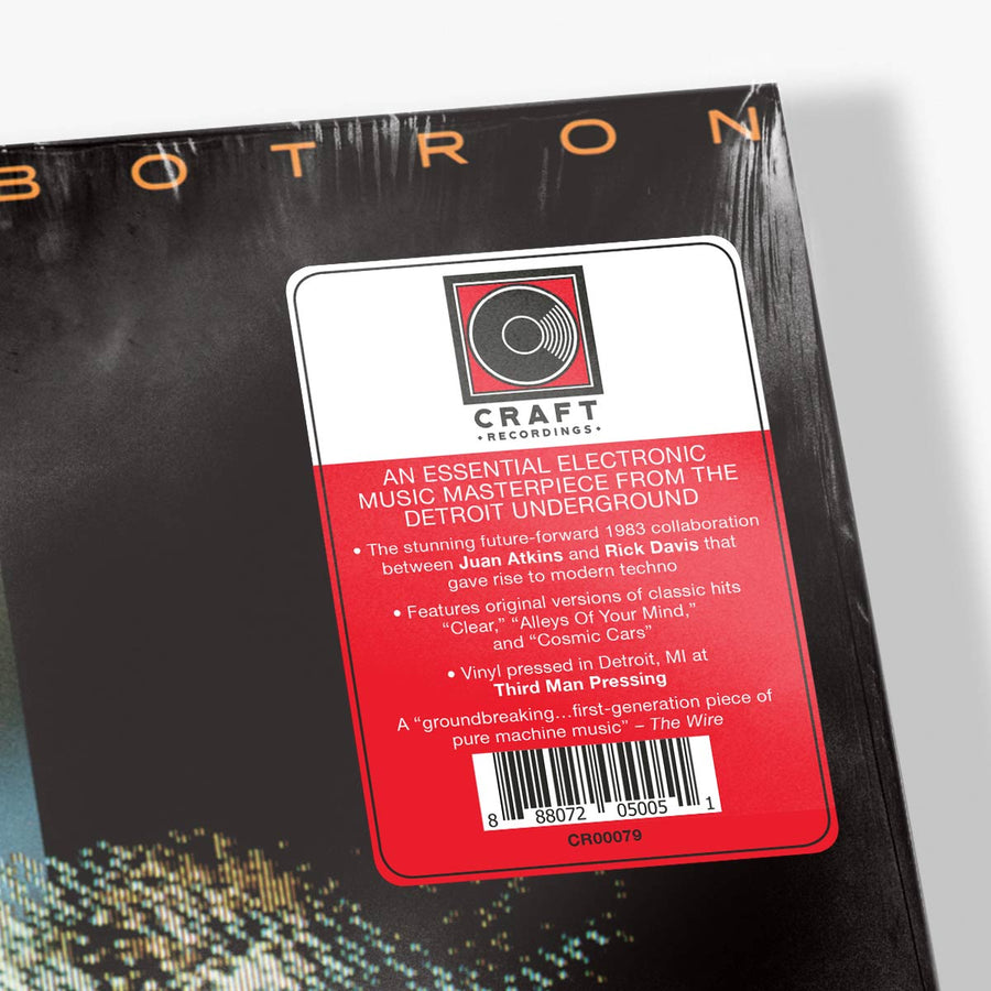 Cybotron - Enter (LP, Remastered)