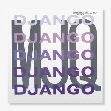 The Modern Jazz Quartet - Django (LP)