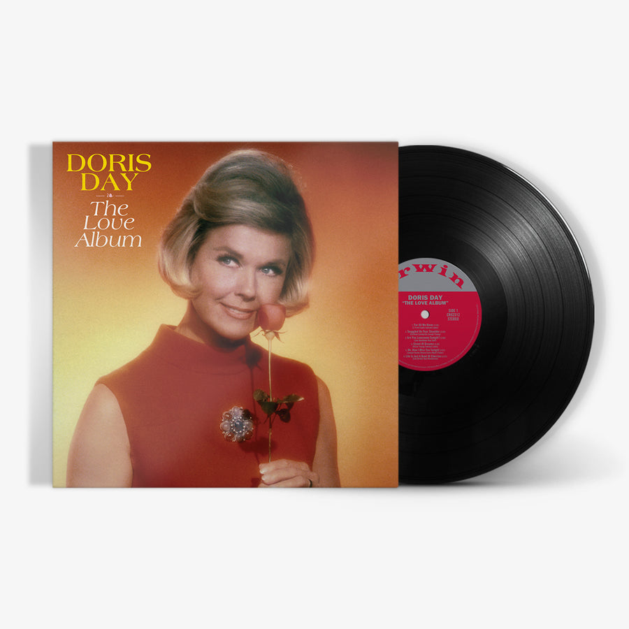 Doris Day - The Love Album (LP)