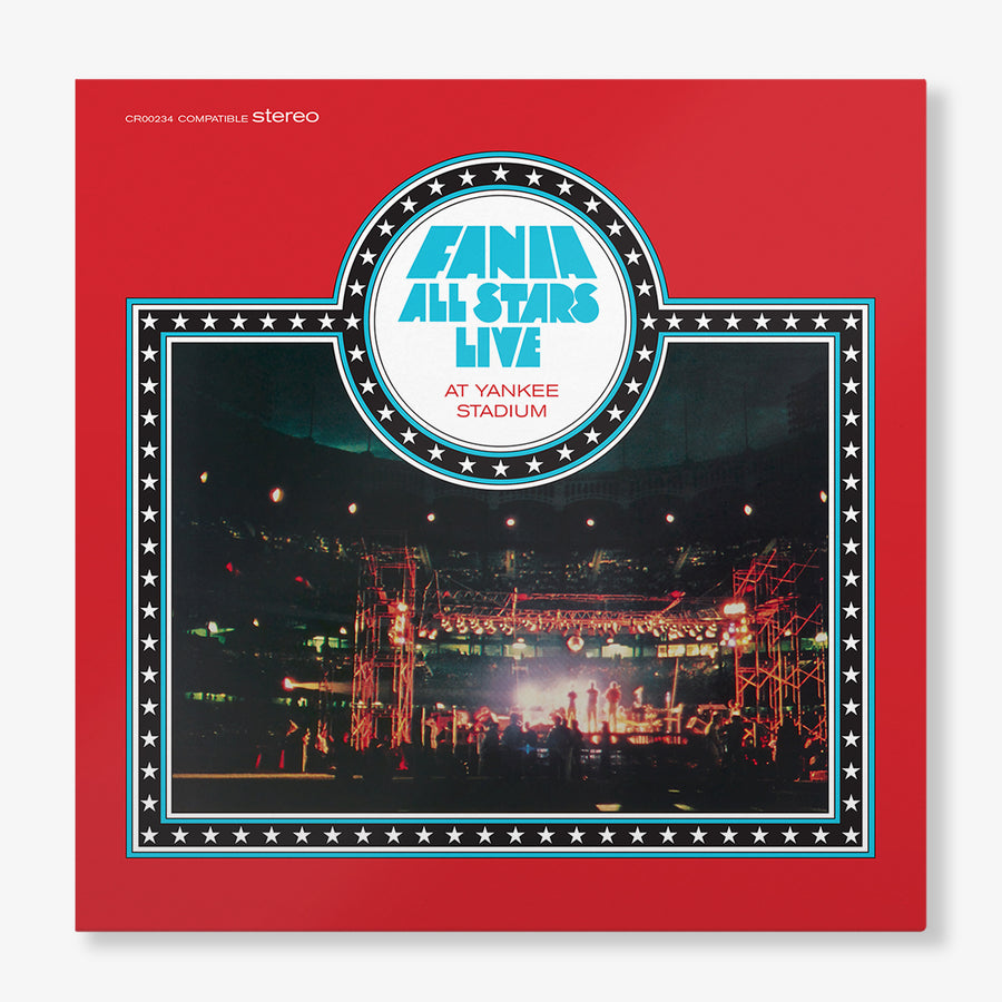 Fania All Stars - Live At Yankee Stadium (2-LP)