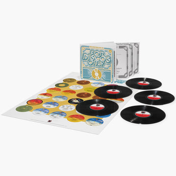For Discos Only: Indie Dance Music From Fantasy & Vanguard Records (1976–1981) (5-LP Vinyl Box Set)