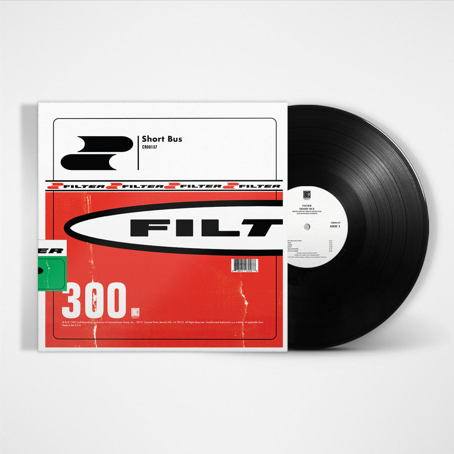 Filter - Short Bus (LP)