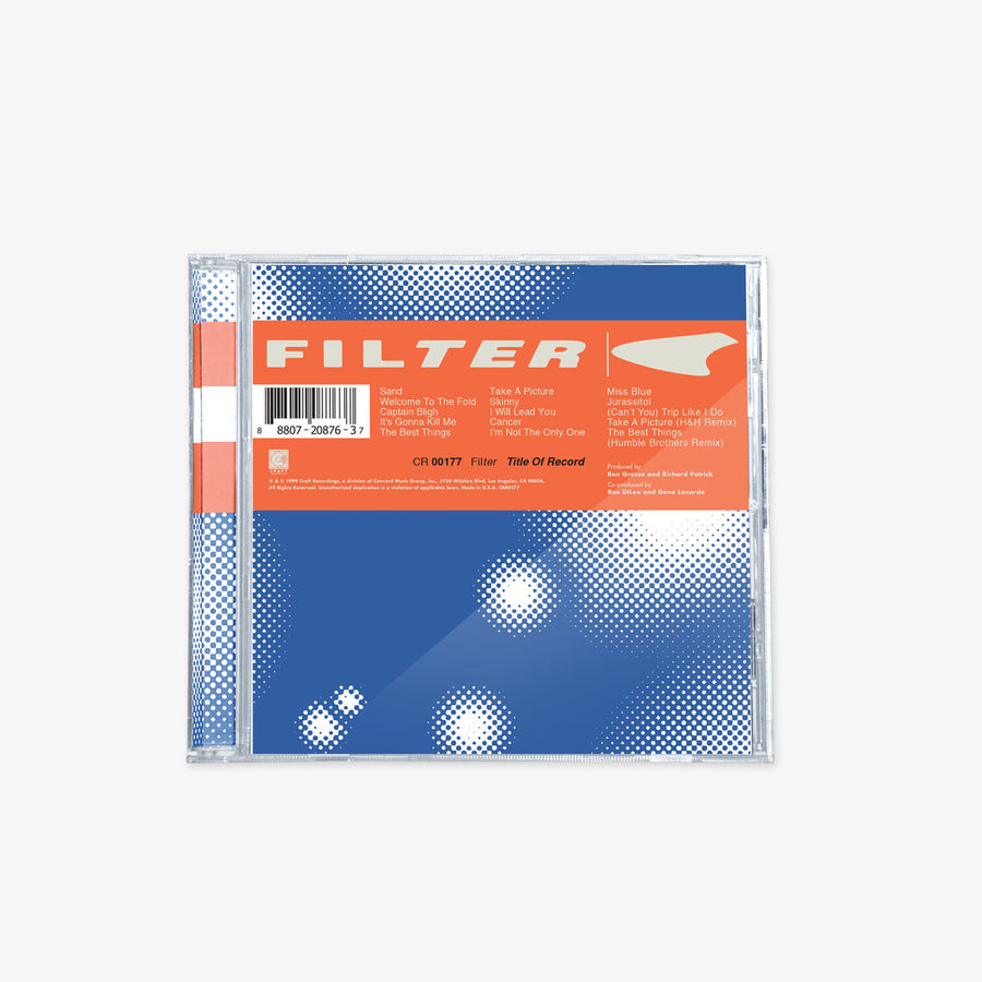 Filter - Title of Record (CD)