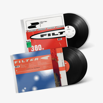 Filter - Short Bus + Title of Record (Vinyl Bundle)