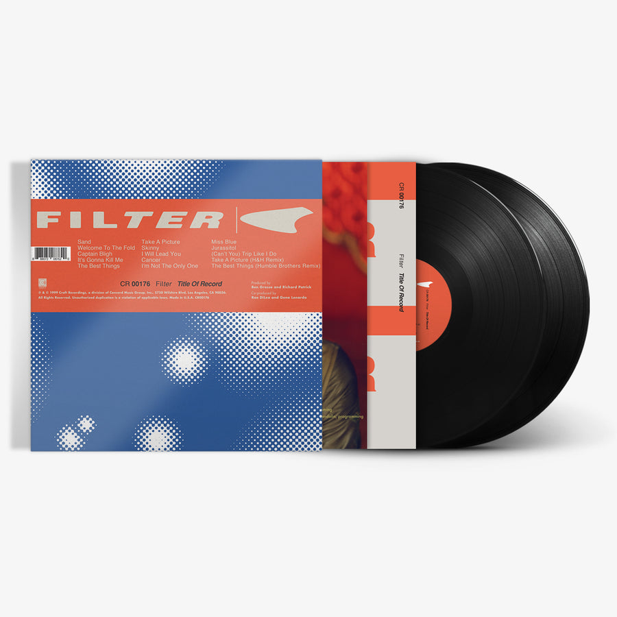Filter - Title of Record (2-LP)