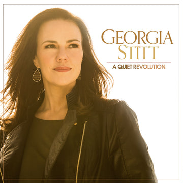 Georgia Stitt - A Quiet Revolution (CD)