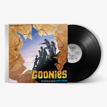 Dave Grusin - The Goonies (Original Motion Picture Score - 2 LP)